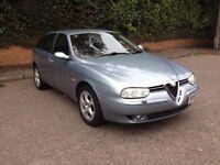 Alfa Romeo 156 Sportwagon 1.6 T.Spark Lusso