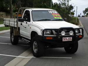 2003 TOYOTA HILUX 4X4 * 217ks * COUNTRY CAR Clontarf Redcliffe Area Preview
