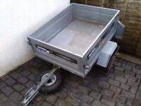 Daxara 127 trailer for sale.