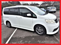8 Seater -- Nissan Serena 2.0 Automatic -- Duel Sunroof - Very Comfortable - Spacious - Nice & White