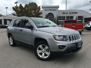 2015 Jeep Compass 4X4 CLEARANCE PRICED