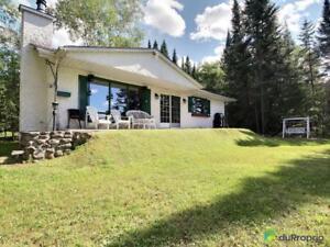 250 000$ - Bungalow à vendre à Rivière-Rouge