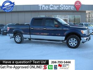 2011 Ford F-150 XLT - BLUETOOTH, USB, NO ACCIDENTS, 1 OWNER