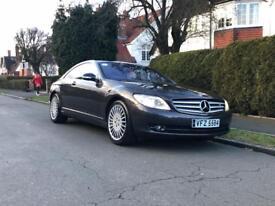 Mercedes Cl500 2dr