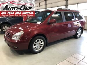 2008 Kia Sedona EX w/Luxury Package