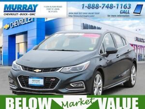 2017 Chevrolet Cruze Premier **heated steering wheel! navigation
