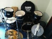 Drum kit Pearl Export 6 piece