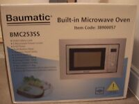 NEW integrated microwave (BMC253SS) for sale