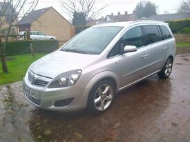 Zafira 1.8 SRI XP 2008, new mot