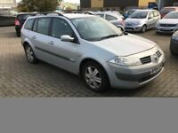 Megane 1.5 DCi Estate....98,000 Miles & FSH!!!....P/X to clear....Lovey car