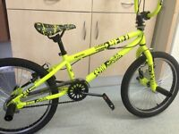 Excellent condition bmx stunt bike only been rode couple of times