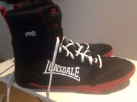 Lonsdale Boxing Trainers RRP £62.5 (size 10)