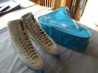 Risport Ice Skates size 5 EU 38 with bag