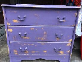 Chest of 3 drawers FREE DELIVERY PLYMOUTH AREA