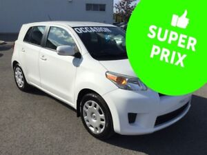 2012 Scion xD Gr.Electrique+Air+Bluetooth Manuelle