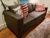 New three seater sofa