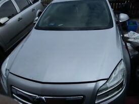 VAUXHALL insignia 2.0 Sri breaking for parts