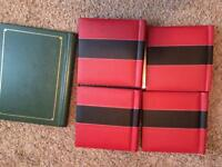 5 photo albums - never used