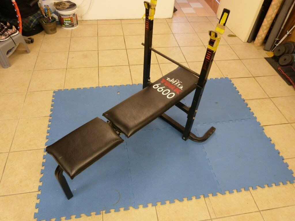 york 6600 weight bench. york 6600 weight training bench e