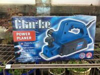 Clarke's Power Planer