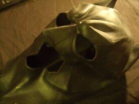 Batman mask (rubber)