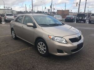 2010 Toyota Corolla NO ACCIDENT - SAFETY & E-TESTED