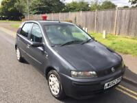 Fiat punto 1.2 52 reg mot 25/07/2018 ideal first car perfect for a learner