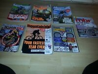 Mountain bike magazines, MBR, Mountain Biking UK, What mountain bike.