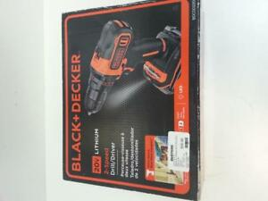 Black and Decker Drill Driver. We Sell Used Tools. (#51563) JE723467