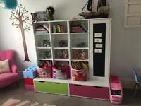 Aspace children's playroom furniture