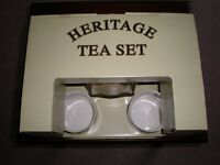RINGTONS HERITAGE TEA SET-Unwanted Gift so unused and still in original box = £20 ono