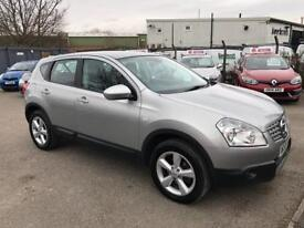 NISSAN QASHQAI 1.5 DCI 6 SPEED 2010 /ONLY ONE OWNER /12 MONTH MOT /TIMING BELT DONE /FSH