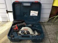 For sale: Bosch GKS 24volt power saw