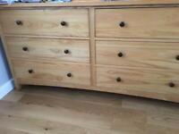 WANTED chest of drawers