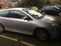 Honda Civic 1.6 Petrol £750 O.N.O.