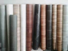 Vinyl flooring (bargain)!