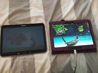 2 x Samsung Galaxy Tab 3