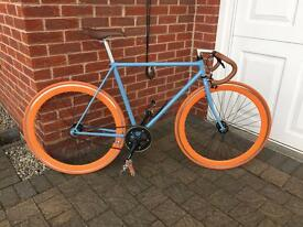 Raleigh fixie / single speed road bike