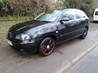 2005 seat ibiza 1.4 perfect cheap little runner nice clean car inside and out mot until march 2018
