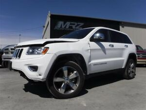 2015 Jeep Grand Cherokee Limited - Full - Cuir - Toit - Mags 20'