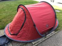 Eurohike pop up tent