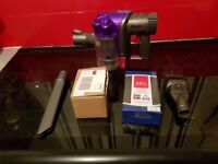Dyson DC31 Animal Handheld vacumm cleaner with 6 month warranty