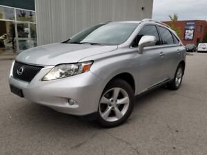 2010 Lexus RX 350 NAVIGATION CAMERA SUNROOF FULLY LOADED