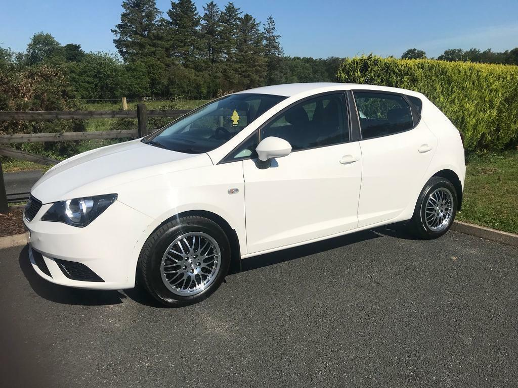 2012 seat Ibiza 1.2 diesel. 2 owners from new