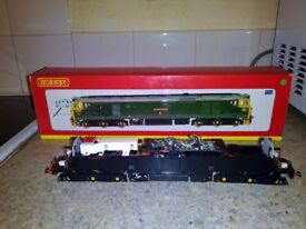 HORNBY CLASS 50 CHASSIS.