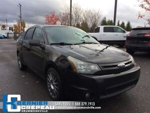 2010 Ford Focus SES **TOIT OUVRANT, CUIR**