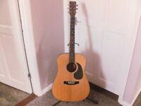 Hohner jumbo guitar
