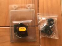 2 x delkim d lok carp fishing smart clips