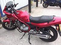 Y reg 2001 Yamaha 600 diversion