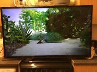 Hitachi 48HBT62U 48 Inch Full HD Freeview HD Smart TV
